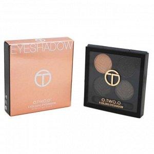 Тени O.TWO.O 4 Colours Eyeshadow №6 4x2.5 g