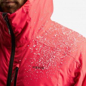 Куртка лыжная мужская красная 180 wedze