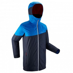 Куртка для беговых лыж утепленная мужская XC S 100 INOVIK