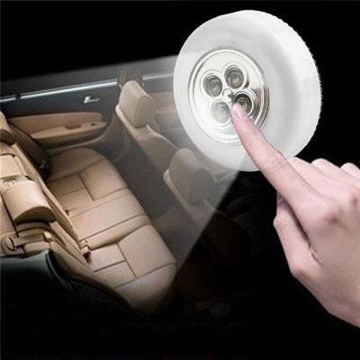 Авто товары и авто аксессуары для вашего авто. Самое нужное! — Светодиодный светильник на липучке — Аксессуары