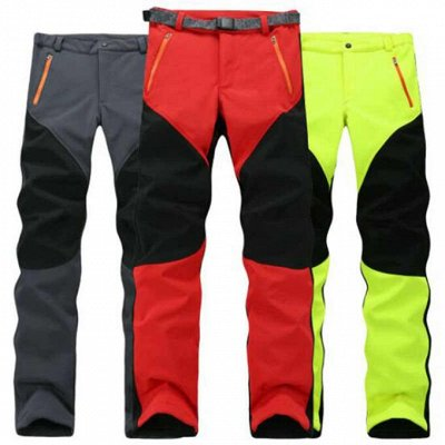 Комфортная зимняя одежда! Мембрана по супер цене! — Тёплые штаны — Брюки