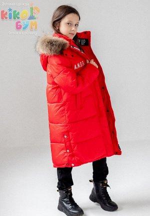 20163 Пальто для девушки Anernuo