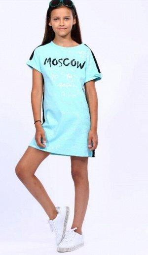 "Платье-туника ""MOSCOW"""