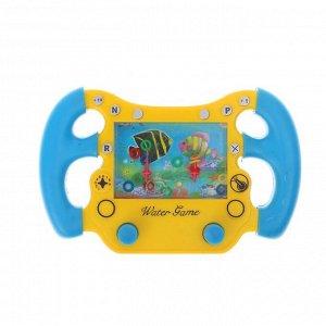 Водная игра «Руль», цвета МИКС