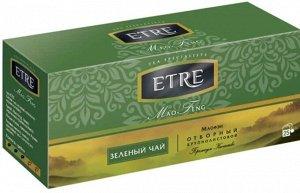 Чай пакетированный зеленый китайский  25пак (картон)