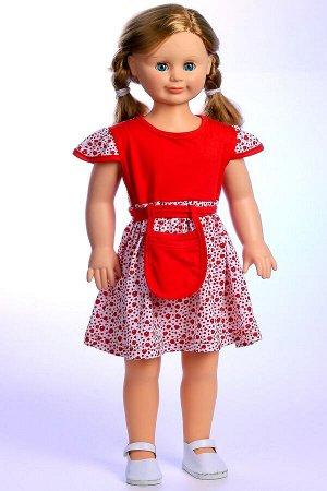 123-30-28/98  платье с карманом на поясе