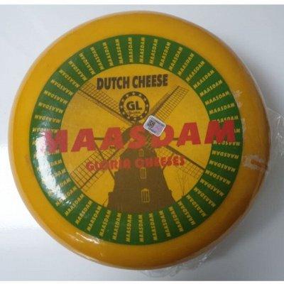 Сыр, масло-123. Настоящий Маасдам Gloria Сheeses 599 руб/кг — Настоящий Маасдам Gloria Cheeses 599 руб/кг! — Сыры