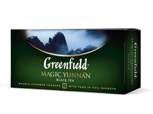 Чай Гринфилд Magic Yunnan, 25пак
