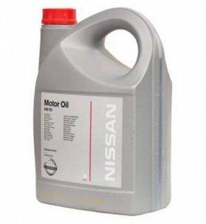 Nissan 0w20 APE SN - ILSAC GF-5 5л /Масло синтетическое