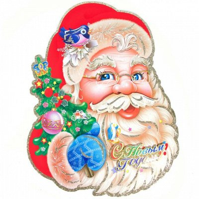 ✨🎄2 Новый год стучится в двери!🎄✨ — Наклейки на окна!  — Открытки и конверты
