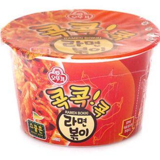 Только Корея, лапша, соусы, снеки. новинки! — Лапша быстрого приготовления — Быстрое приготовление