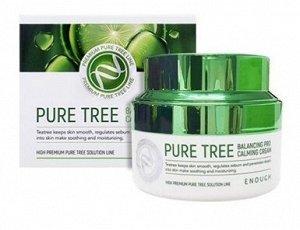 Крем с экстрактами чайного дерева Pure Tree Balancing Pro Calming Cream
