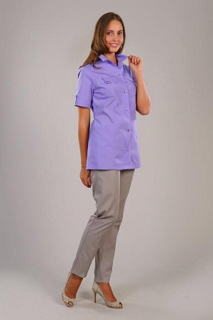 Жакет медицинский жен. М-230 ткань Тиси