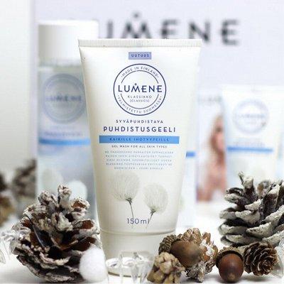 Большая косметическая закупка — Lumene Klassikko уход за кожей лица — Для лица