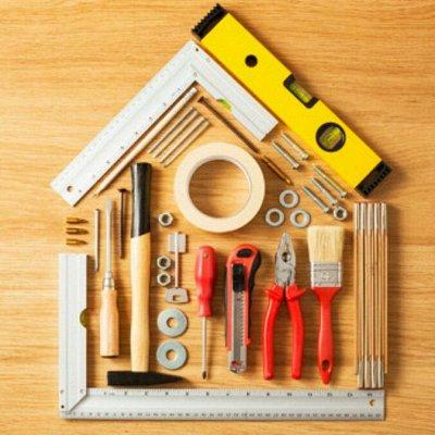 Инструменты для ремонта, построй дом мечты 🏠