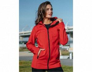 Куртка Куртка из утепленной плащевки. Материал: SOFTSHELL (Софтшелл). Цвет - красный, лазурный, черный.