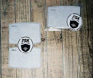FSK Фильтр KN 95 - Комплект фильтров 2шт.