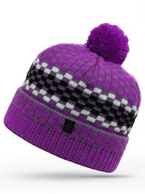 Фиолетового цвета 6013F