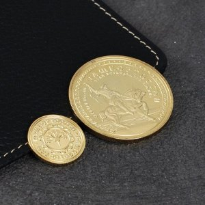 Набор монет подарочный «Башкортостан», 2 шт
