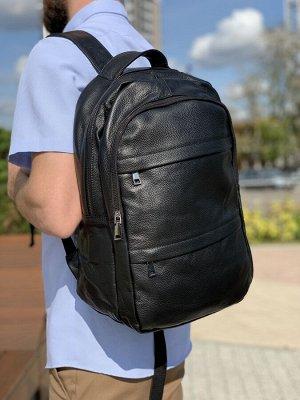 Рюкзак кожаный (унисекс). В наличии.