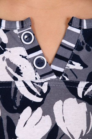 Пижама Ткань: Кулирка; Размеры: 50, 52, 54, 56, 58, 60; Цвет: Тюльпан