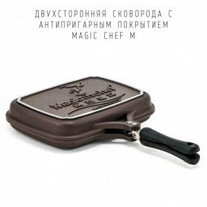 Двухсторонняя сковорода с антипригарным покрытием Magic Chef M