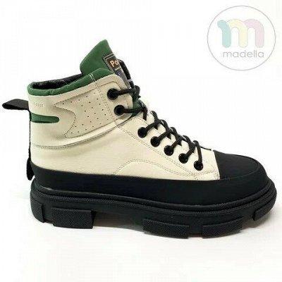 Глобальная распродажа +новинки MAD*ELLA и SANDM от 400руб  — MDL туфли и деми новое — Для женщин