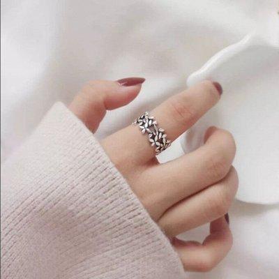 СЕРЕБРО РОССИИ! Огромный ассортимент💍 Лучший подарок 🎁 — Кольца Без вставок — Ювелирные кольца