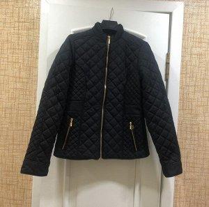 Куртка  на тонком синтепоне Guess (Black)