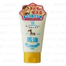 Крем с маслом лошади для детей 100г