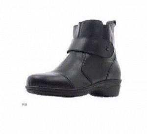 Ботинки демисезон, кожа, стелька 25,5см