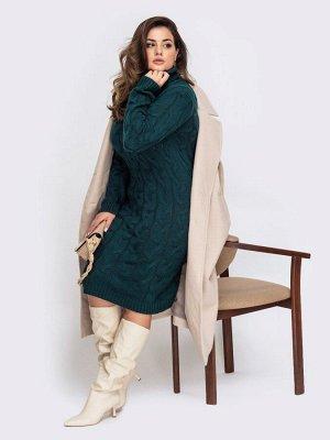 Платье вязаное 27015/2