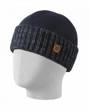 Шапка FOX Модель: Fox Размер: Универсальный Описание модели: Мужская шапка с элегантным отворотом, подкладкой выполненной из поликолона - инновационного продукта австрийской компании Schoeller, этот м