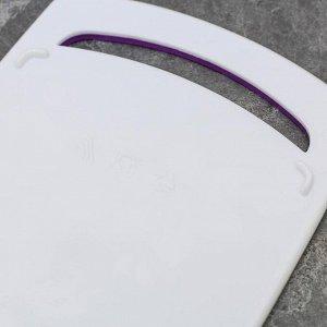Маслёнка «Премьера», цвет фиолетовый