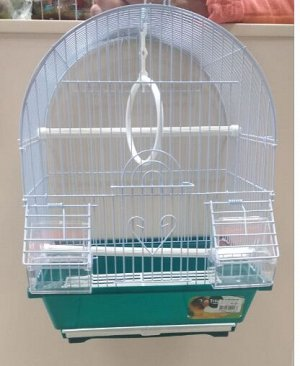 Клетка для птиц Triol (эмаль), 30x23x39 см TRIOL