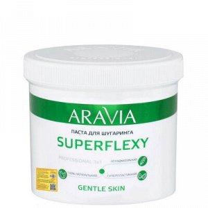 "ARAVIA Professional 1090, Сахарная паста для шугаринга ""SUPERFLEXY Gentle Skin"", 750 гр"