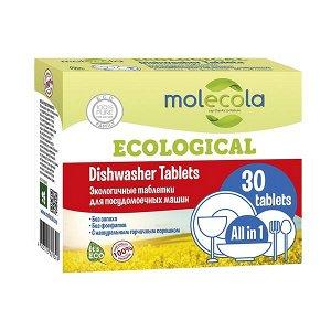Экологичные таблетки для посудомоечных машин