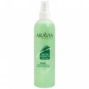ARAVIA Professional 1023, Минерализованная вода с мятой и витаминами, 300 мл