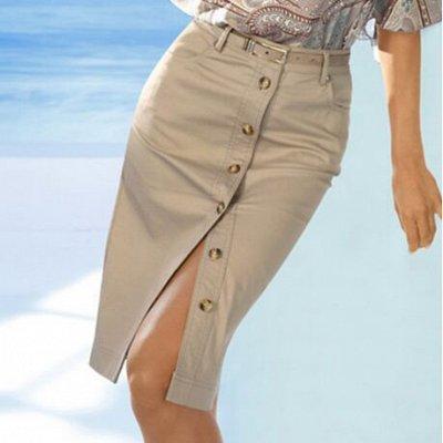 Ультралегкие куртки — Женская одежда Casual до 56 размера — Юбки