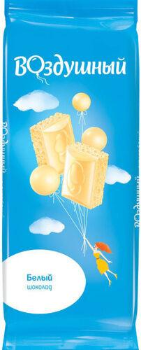 Шоколад Воздушный белый пористый,85 г