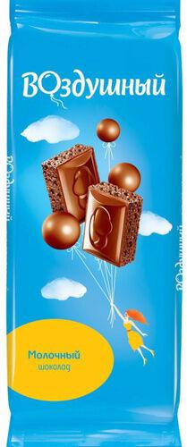 Шоколад Воздушный молочный пористый,85 г