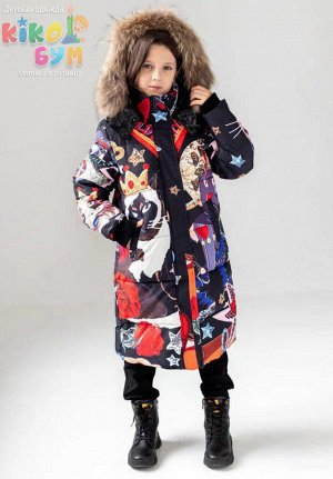 20149 Пальто для девушки Anernuo