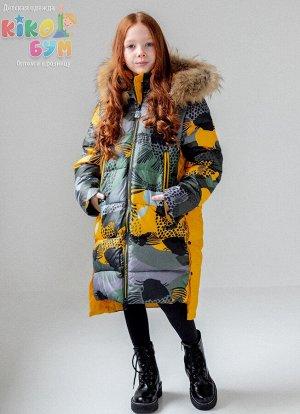 20201 Пальто для девушки Anernuo