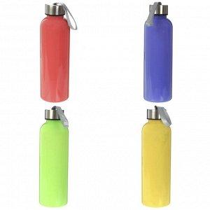 Бутылка,  600 мл, L6,5 W6,5 H21 см, 4в.