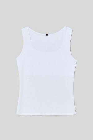 Блузка-топ жен. Tanky_A1 белый