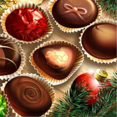 Новогодние подарки от Приморского кондитера — Новогодние конфеты — Все для Нового года