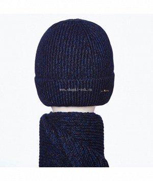 4517 флис (шапка+шарф) Комплект