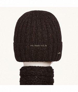 4519 флис (шапка+шарф) Комплект