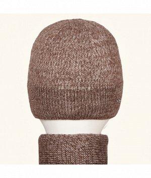4921 флис (шапка+шарф) Комплект