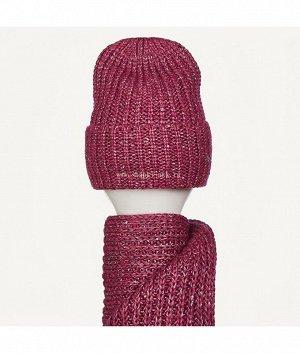 743048 флис (колпак+шарф) Комплект